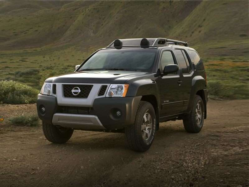 2017 Nissan Xterra Pictures Including Interior And Exterior Images Autobytel