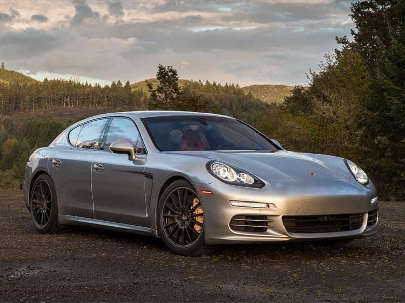 2015 Porsche Panamera Pictures including Interior and Exterior ...