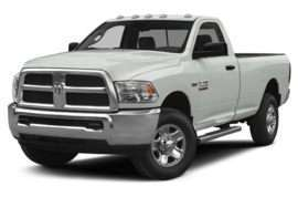 2015 RAM 3500 Tradesman 4x2 Regular Cab 140 in. WB