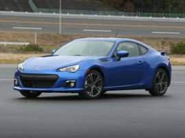 2015 Subaru BRZ Premium 2dr Rear-wheel Drive Coupe