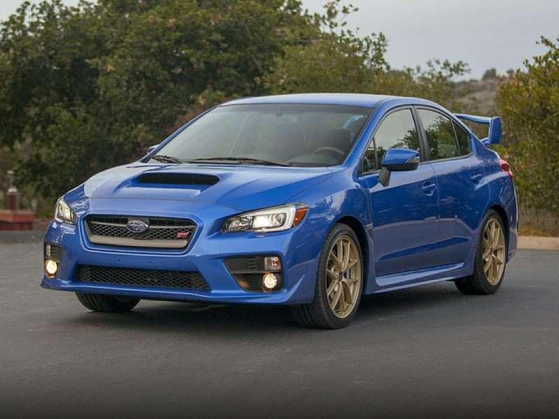 2015 Subaru WRX STI Pictures Including Interior And Exterior Images    Autobytel.com
