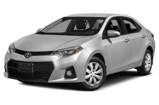 Toyota Models 2015 >> 2015 Toyota Corolla Models Trims Information And Details