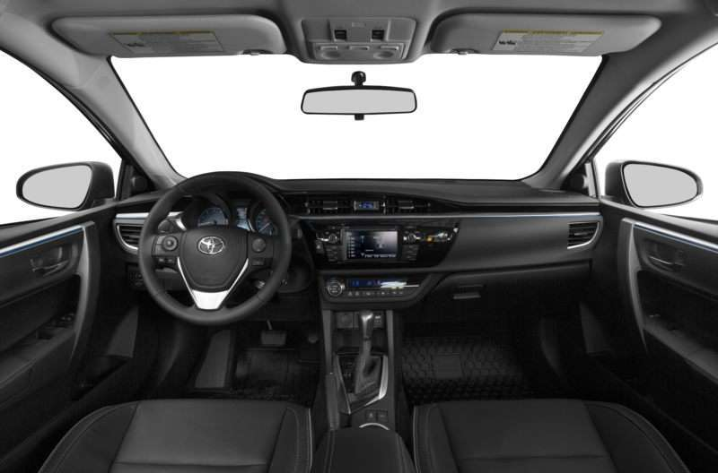 2017 toyota corolla interior colors for Best rated interior paint 2017