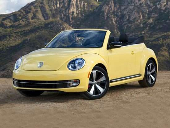 2015 Volkswagen Beetle T w/Technology (A6) Convertible