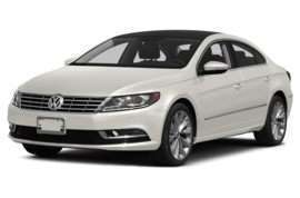 2015 Volkswagen CC 2.0T Executive 4dr Front-wheel Drive Sedan