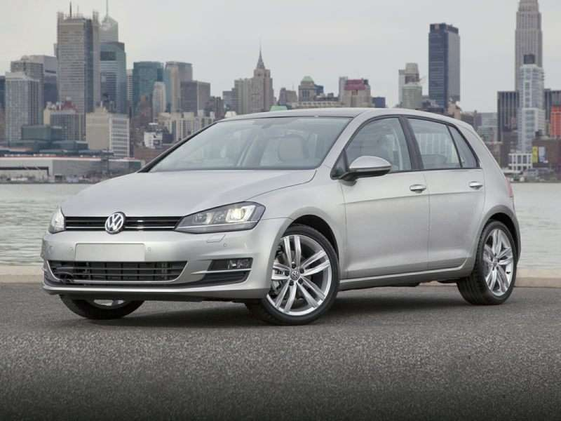 Motor Trend: 2015 Volkswagen Golf Family Earns Car of the Year Honor