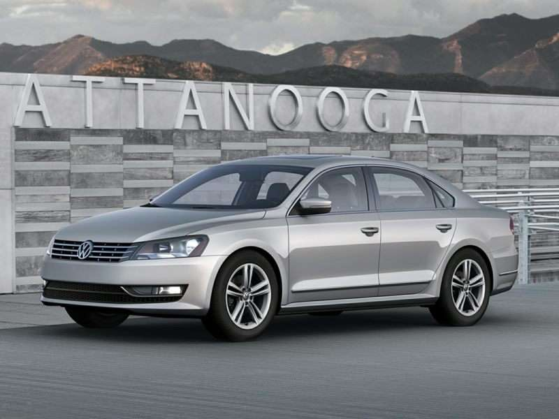 Research the 2015 Volkswagen Passat