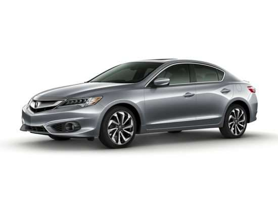 2016 Acura ILX w/Technology Plus & A-SPEC Packages