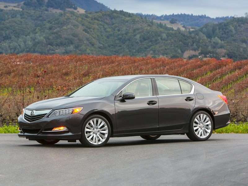 10 Best Luxury Cars Under 100k Autobytel Com