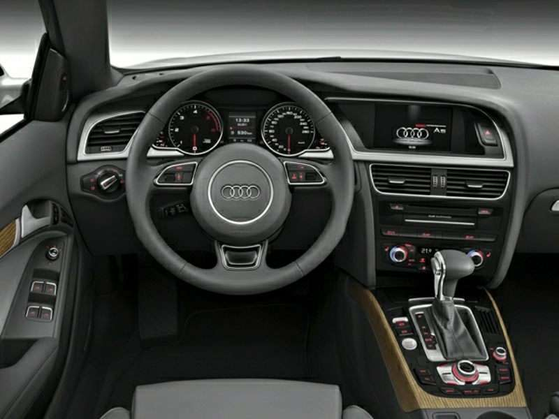 2016 Audi A5 Pictures Including Interior And Exterior Images Autobytel