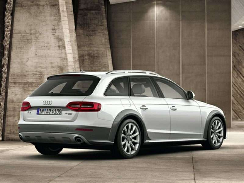 1 2016 Audi Allroad