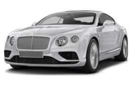 2016 Bentley Continental GT V8 2dr Coupe