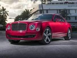 2016 Bentley Mulsanne Speed. Top 10 Gas Guzzling Sports Cars