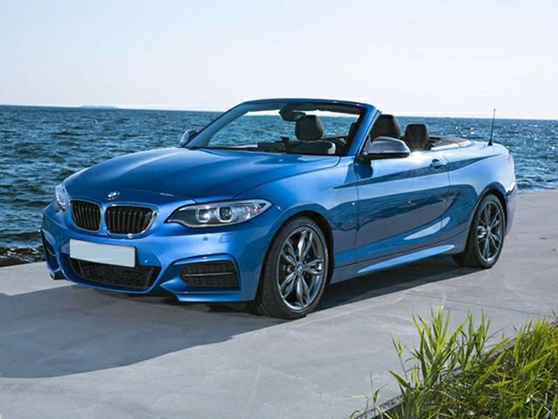 2 2016 Bmw M235i Xdrive Convertible