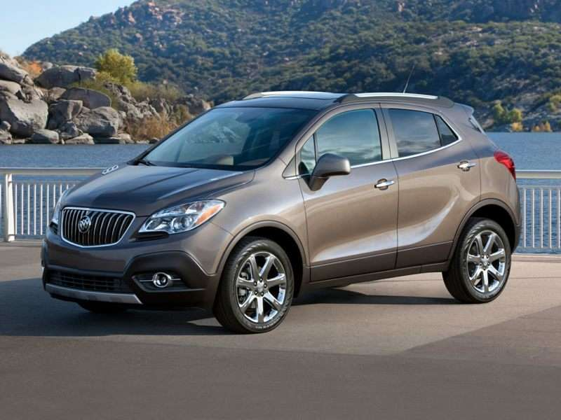 2016 Buick Encore Pictures including Interior and Exterior Images | Autobytel.com