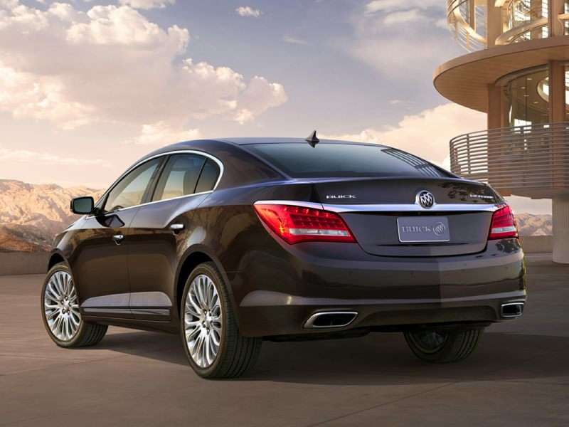 2016 Buick LaCrosse U2014 MSRP $31,065 Design Ideas