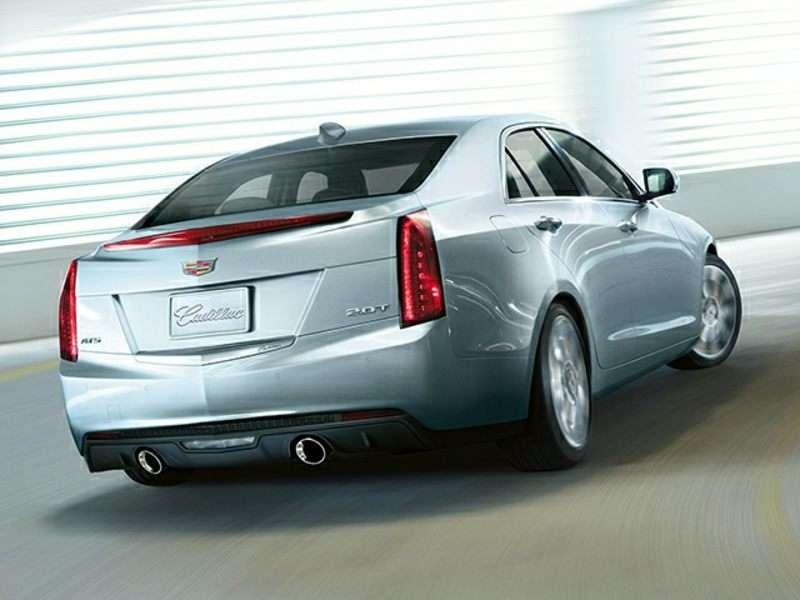 9 2016 Cadillac Ats