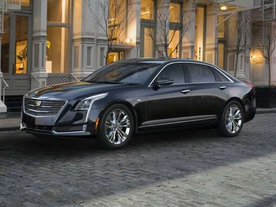 2016 Cadillac Ct6 Models Trims Information And Details Autobytel