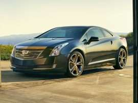 2016 Cadillac ELR Base 2dr Coupe