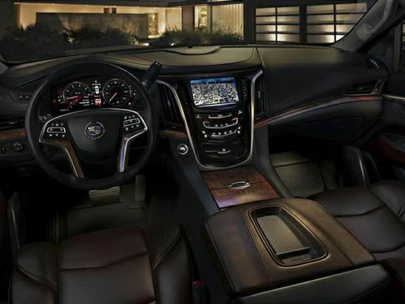 High Quality 2016 Cadillac Escalade
