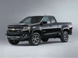 2016 Chevrolet Colorado Base 4x2 Extended Cab 6 ft. box 128.3 in. WB