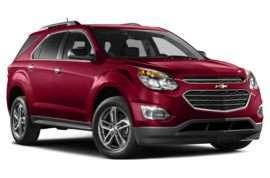 2016 Chevrolet Equinox L Front Wheel Drive