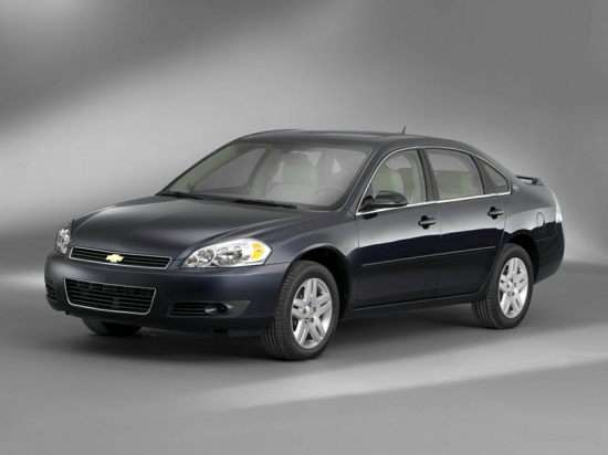 2016 Chevrolet Impala Limited Models Trims Information And Details Autobytel