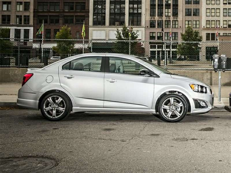 2016 Chevrolet Sonic Road Test & Review