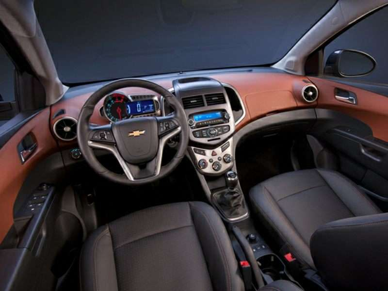 Pros Cons The 2016 Chevrolet Sonic