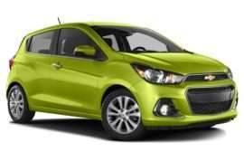 2016 Chevrolet Spark LS Manual 4dr Hatchback