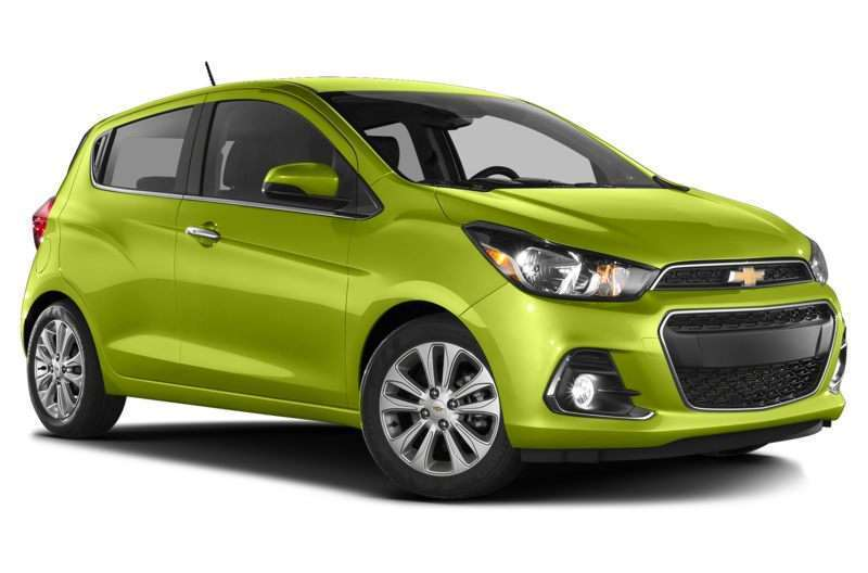 2016 Chevrolet Spark Pictures including Interior and ...