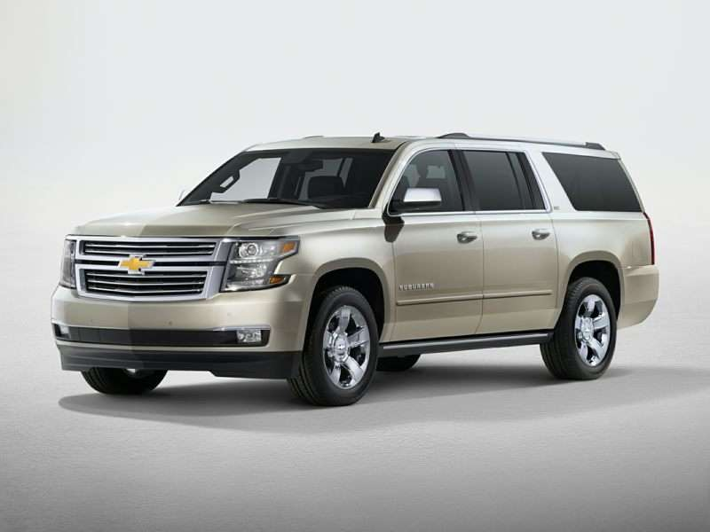 3 2016 Chevrolet Suburban 121 1 Cubic Feet The Roomiest Of Gm S Suvs