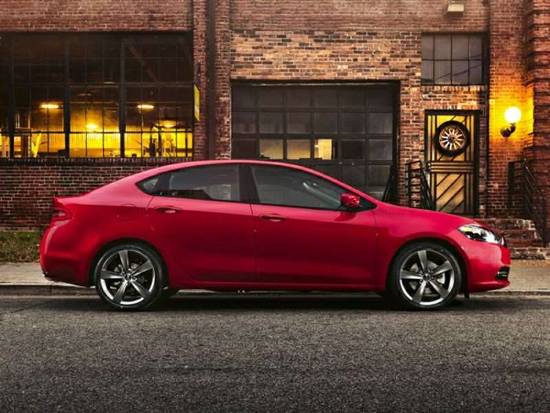 2016 Dodge Dart & 15 Factory Stock Turbo Cars | Autobytel.com markmcfarlin.com