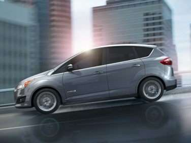 Research the 2016 Ford C-Max Hybrid