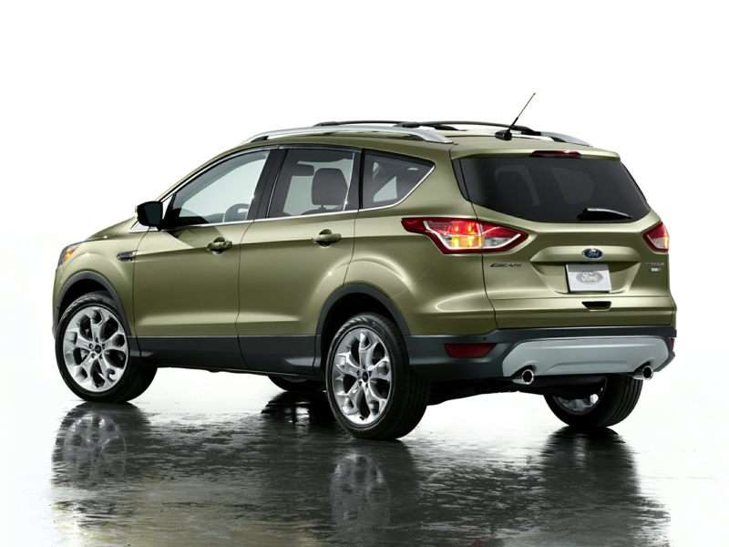 2 2016 Ford Escape