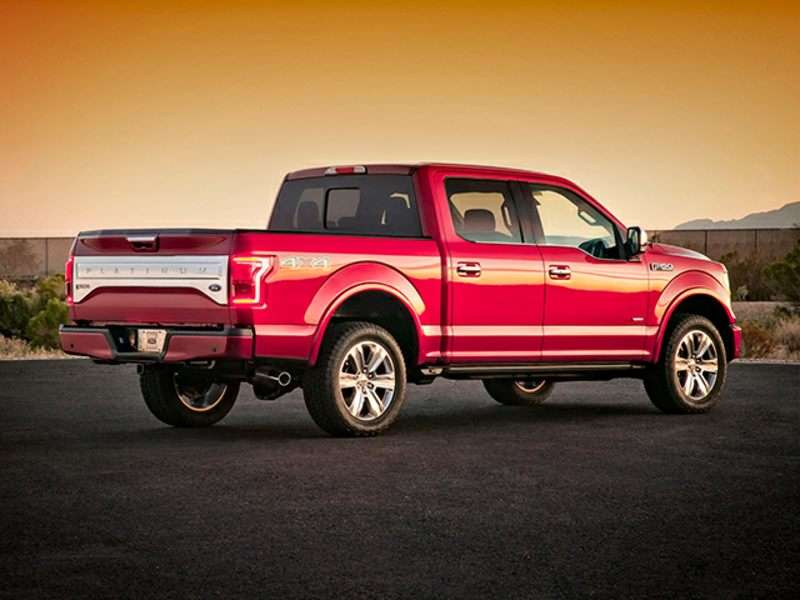 8 Ways Ford's F-150 Is More Like A Car Than A Truck