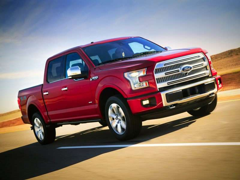 6 2016 Ford F 150 11 300 Lbs