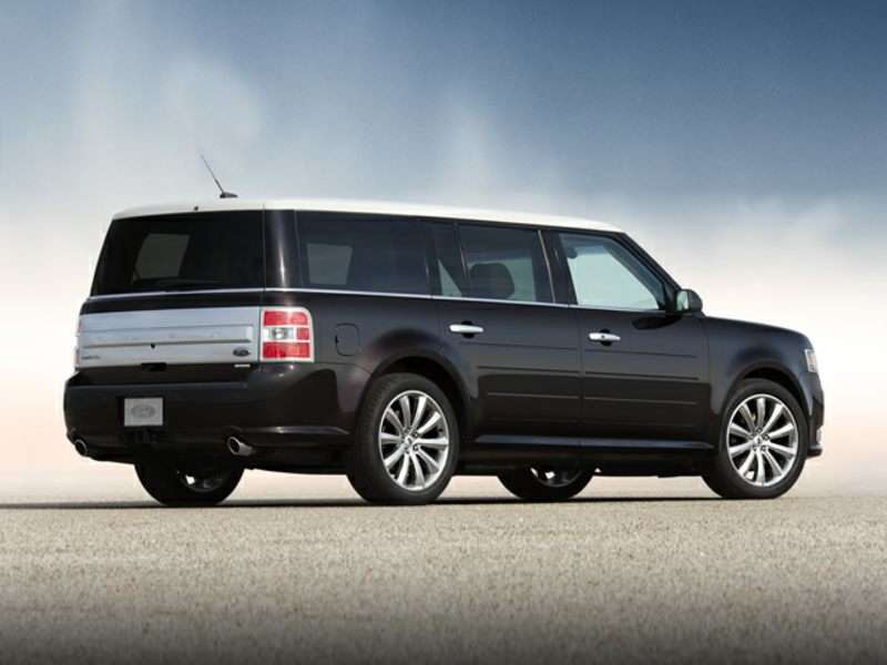 10 Suvs With Most Rear Legroom