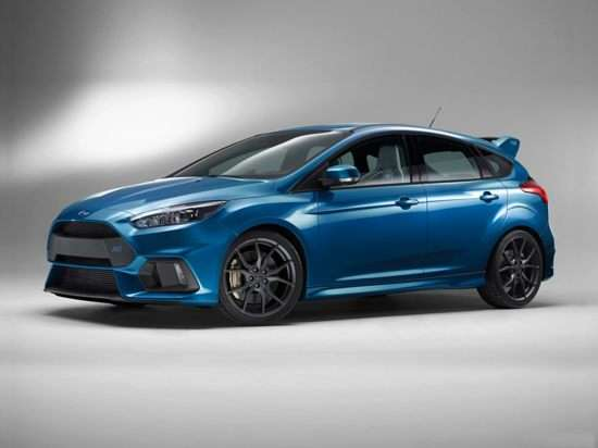 2016 Ford Focus Rs Models Trims Information And Details Autobytel