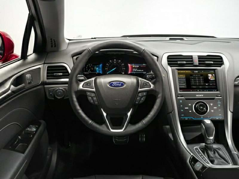 2016 Ford Fusion Pictures Including Interior And Exterior Images