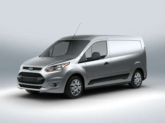 2016 Ford Transit Connect XL Cargo Long Wheelbase