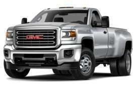 2016 GMC Sierra 3500HD Base 4x2 Regular Cab 133.6 in. WB DRW