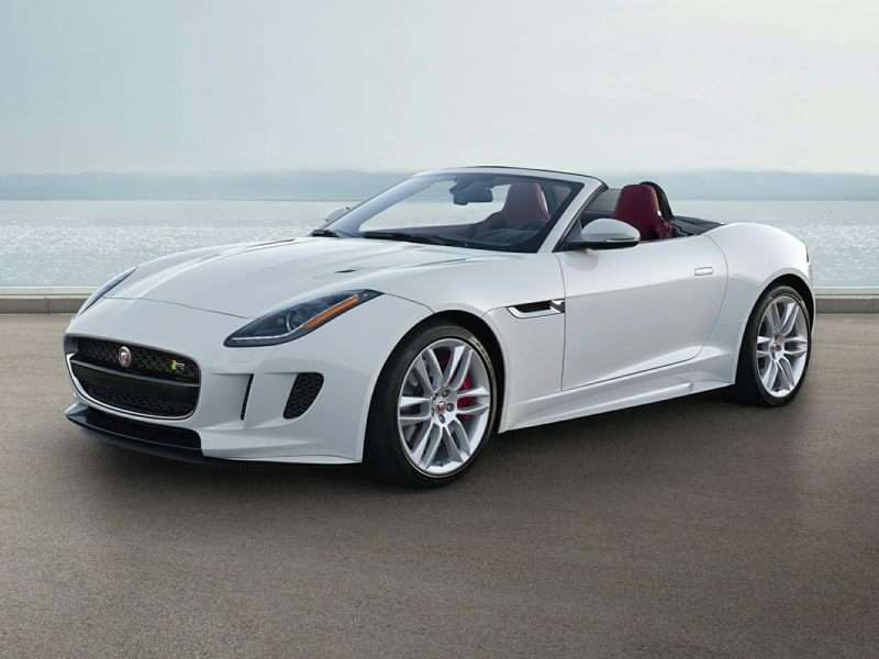 6) 2016 Jaguar F TYPE
