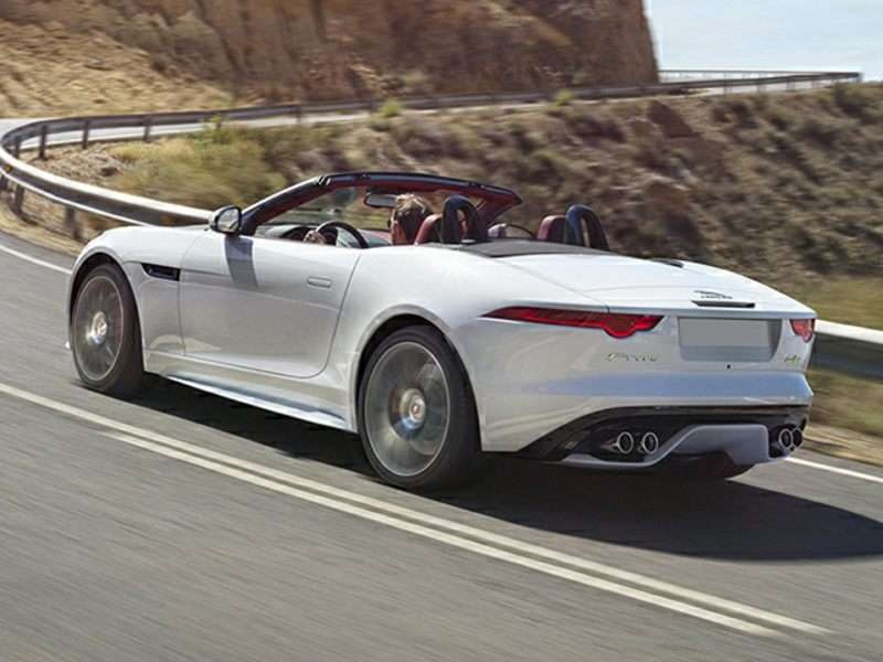 4 2016 Jaguar F Type Roadster