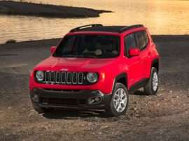 2016 Jeep Renegade Sport 4dr Front-wheel Drive