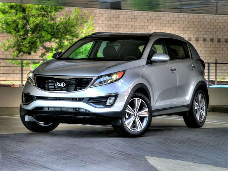 2016 Kia Sportage Pictures Including Interior And Exterior
