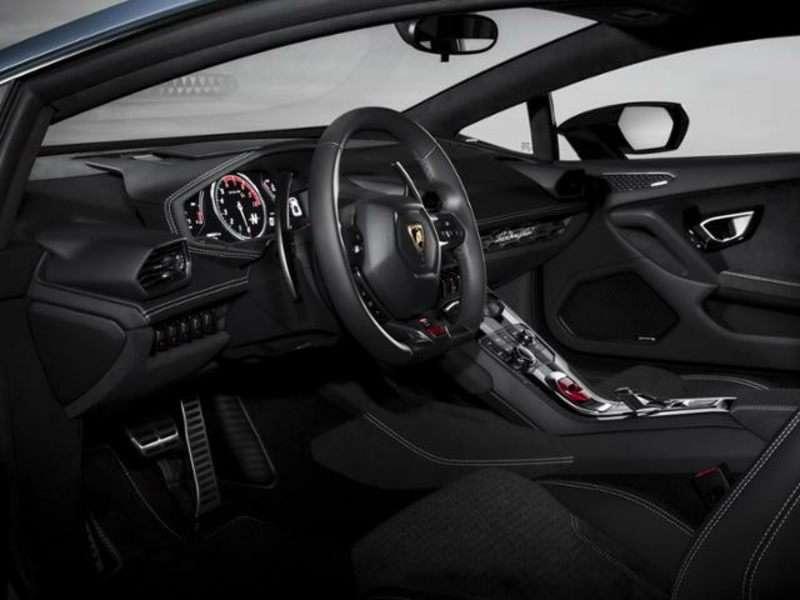 2016 Lamborghini Huracan Pictures Including Interior And Exterior
