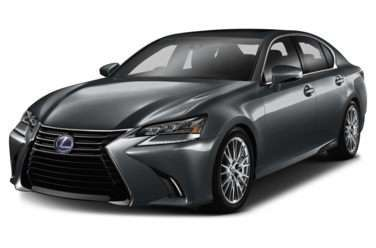 Research the 2016 Lexus GS 450h