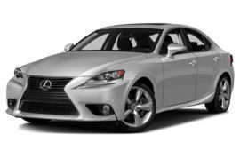 2016 Lexus IS 350 Base 4dr Rear-wheel Drive Sedan