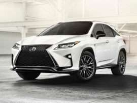 Build A Lexus >> Build A 2016 Lexus Rx 350 Configure Tool Autobytel Com